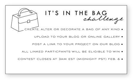 Bag-challenge