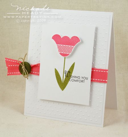 Wishin you Comfort card