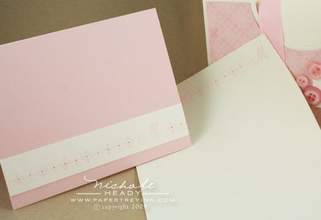 Notecard & stationery