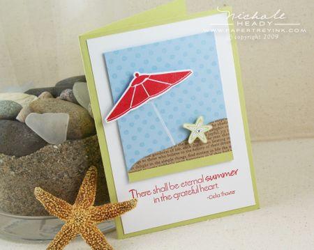 Eternal Summer card