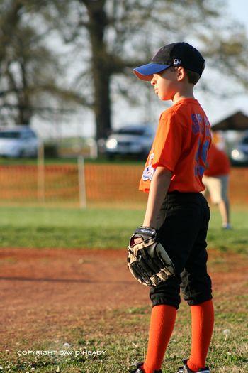 Owen at baseball