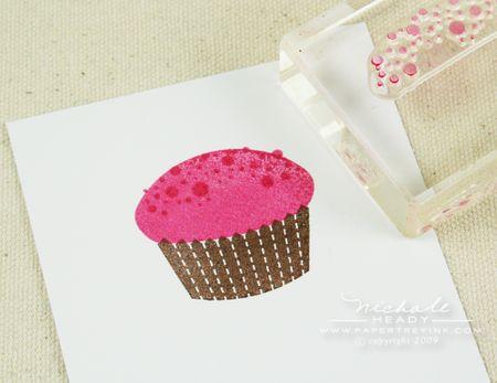 Stamping sprinkles
