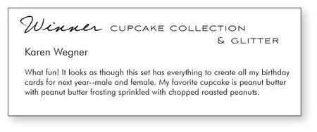 Cupcake-winner