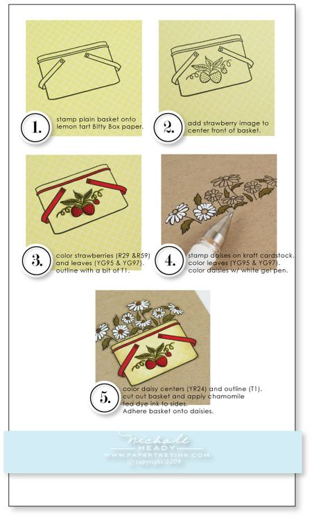 Strawberries-&-daisies-instructions