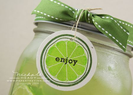 Lime tag