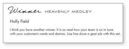 Heavenly-medley-winner