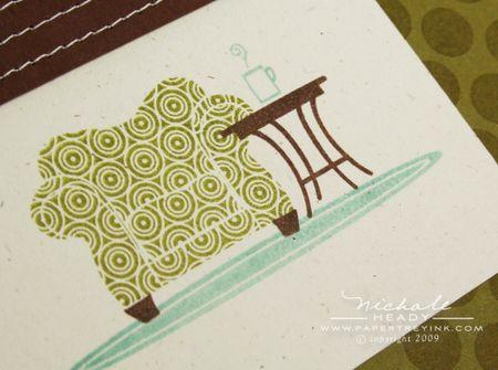 Chair & table closeup