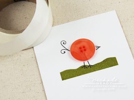 Bird button