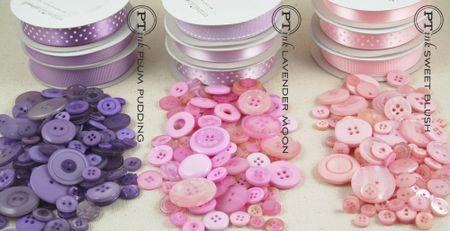 Purples button comparison