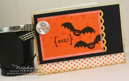 Batty card