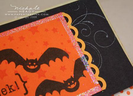 Bats closeup