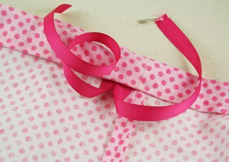 Threaded ribbon