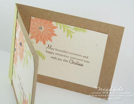 Card interior