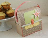 Mini Muffin Lunch Box