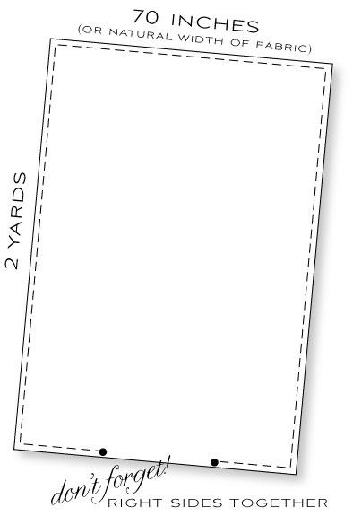 Step-1-blanket