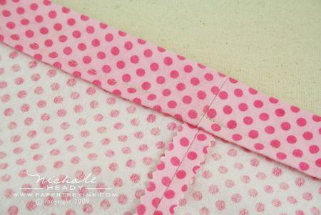 Stitched tube
