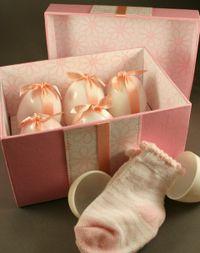 Baby socks box