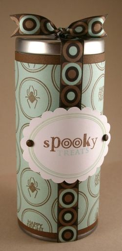 Spooky Sweets Tin