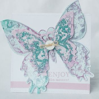 Cha butterfly