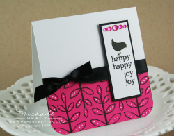 Happy happy joy joy card