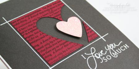Sparkle heart angle