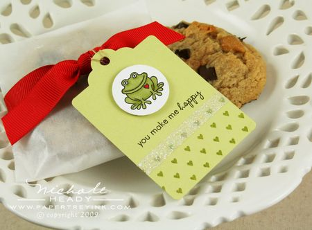 Froggy Valentine