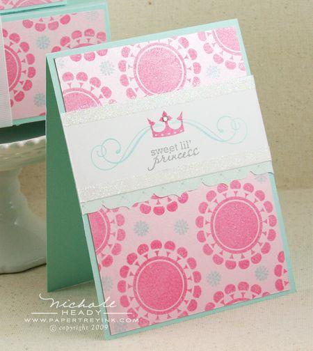 Princess card