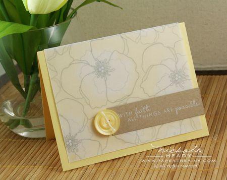 Lemon Faith card