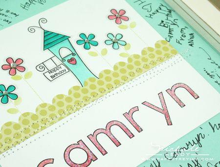 Camryn closeup