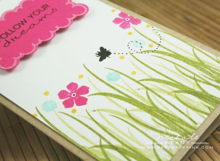Grass & bees