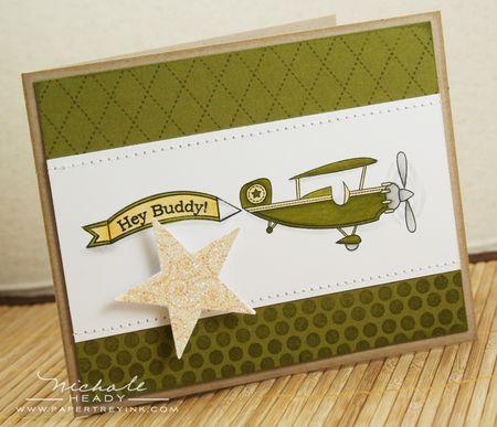 HEy Buddy card