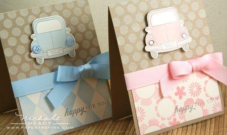 Boy & girl cards