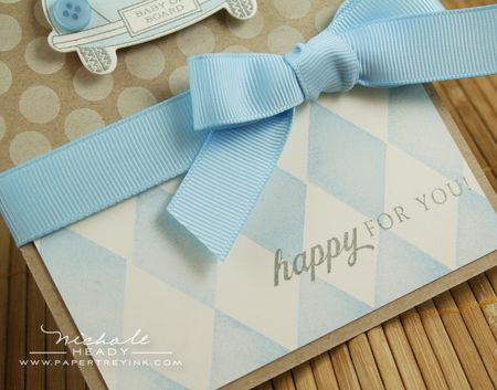 Blue happy for you