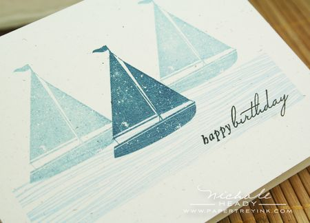 Sailboats closeup