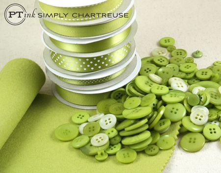 Simply Chartreuse collection