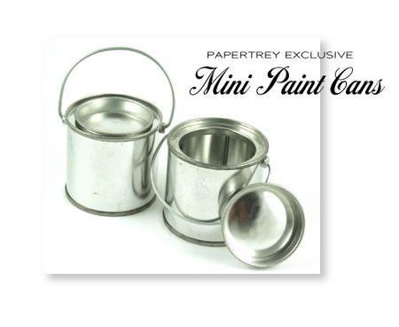 Mini-paint-cans