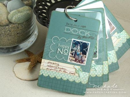 Happy Days Mini Book