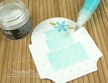 Adding sparkle