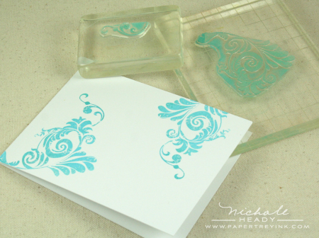1 stamping flourishes