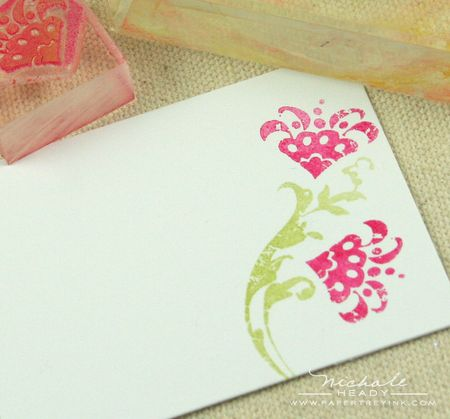 1 stamping flowers