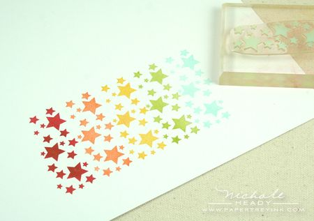 Stamping stars