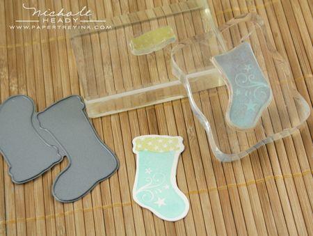 Stamping stocking