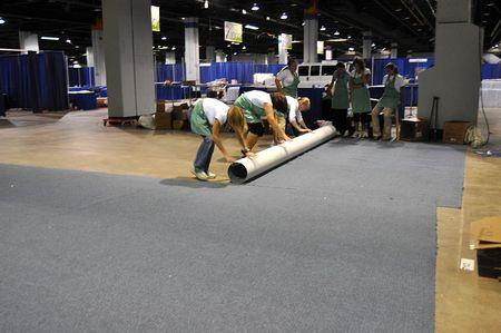Tear down carpet race 2