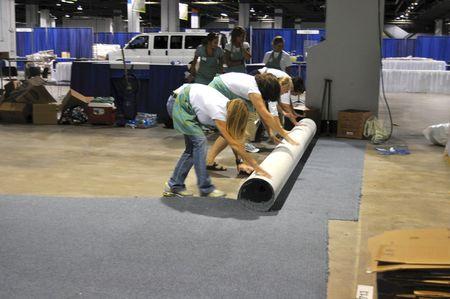 Tear down carpet race 3