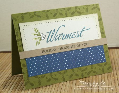 Warmest Thoughts Card
