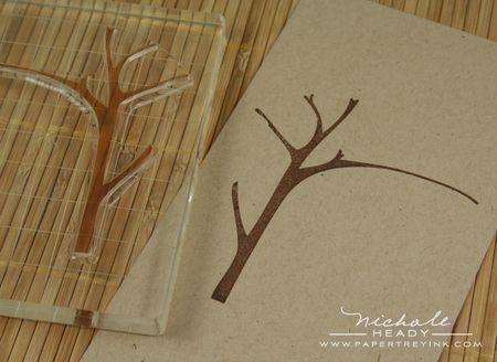 Stamping tree