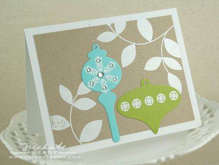 Ornaments Card