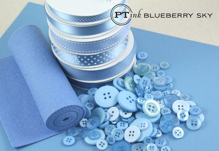 Blueberry sky collection