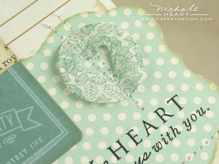 Heart closeup