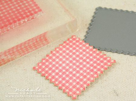 Gingham swatch